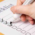 Checklist voor je arbobeleid