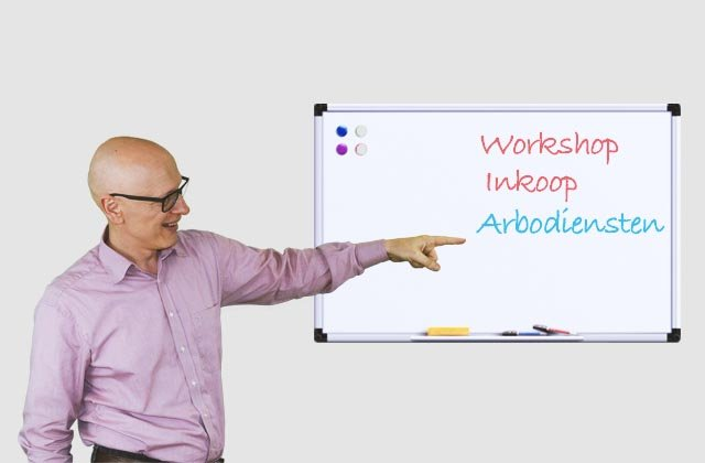 workshop Inkoop Arbodienst